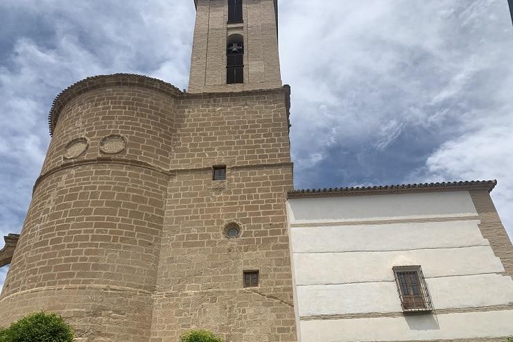 Iglesia Parroquial de Santiago Apostol