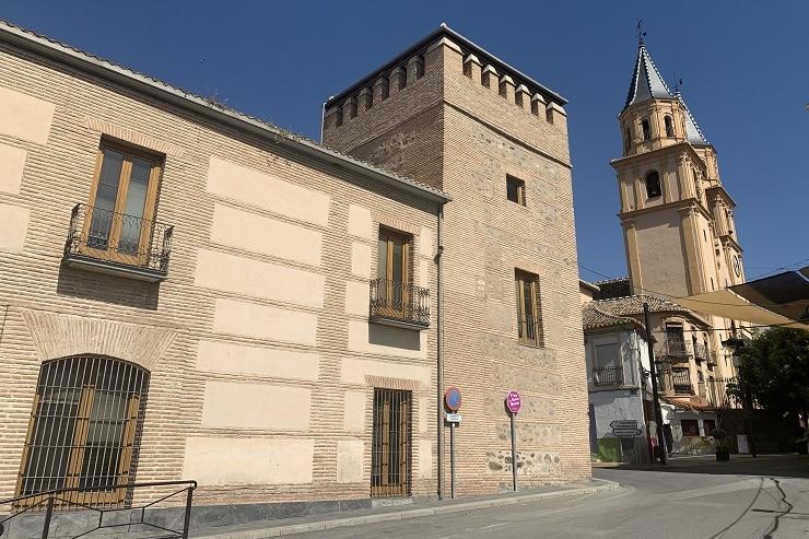 La Casa-Palacio de los condes de Sástago