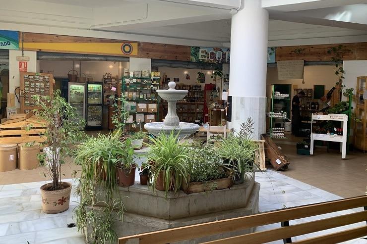Mercado de Abastos de Órgiva