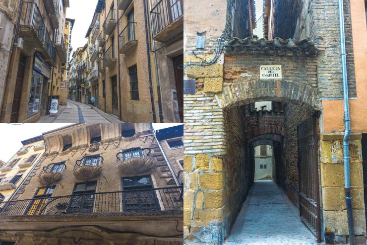 La calle Mayor de Estella