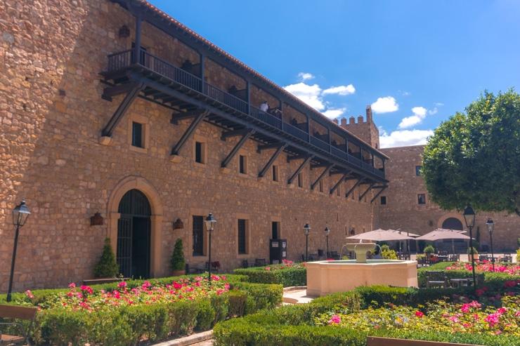 Patio de Armas del Castillo
