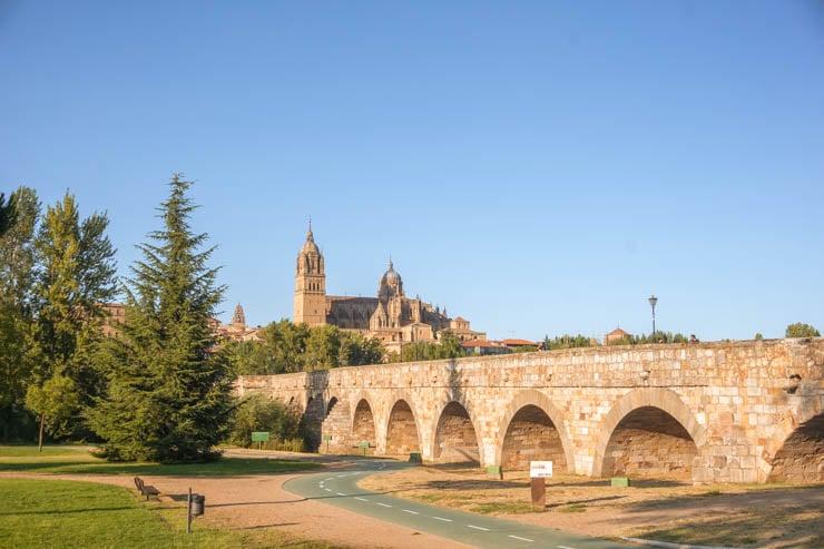 Puente Romano de Salamanaca
