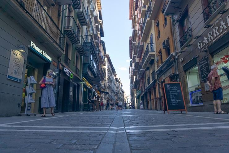 Calle Estafeta