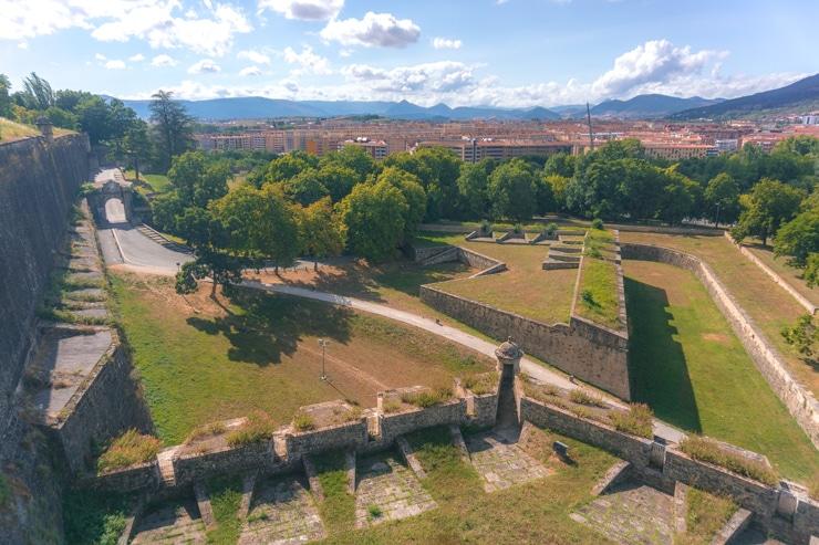Defensas de Pamplona