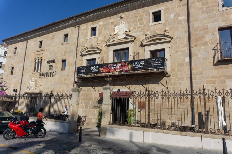 Ilunion Mérida Palace