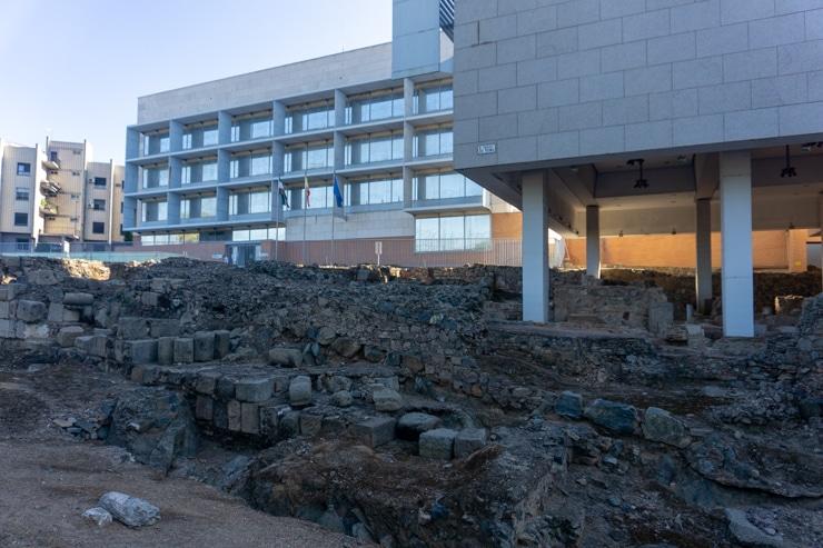 Zona Arqueológica de Morerías