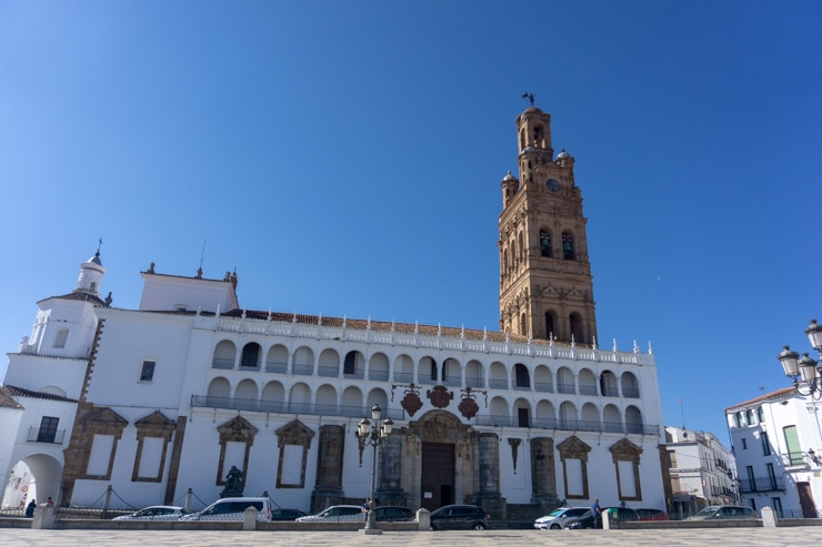 Iglesia de Valverde de Llerena