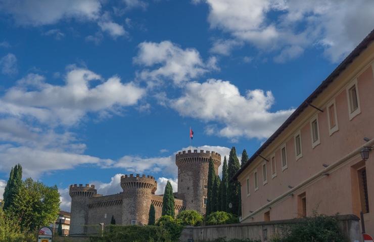 Castillo de Tívoli